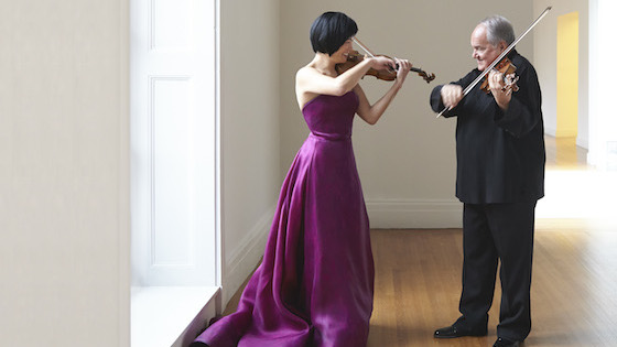 Violinist.com Interview with Jennifer Koh: Bringing Music into the Present
