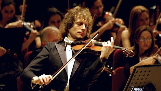 Violinist.com interview with Alexander Markov