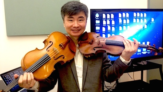 High-Tech Exercises for Viola and Violin: Eun Hwan Bai Says, Stretch Your Limits!