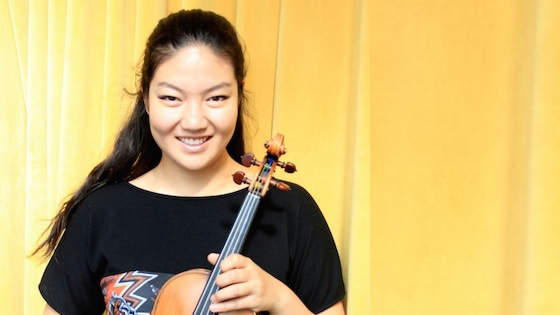 Violinist.com Interview with Jinjoo Cho, 2014 Indianapolis Gold Medal Laureate