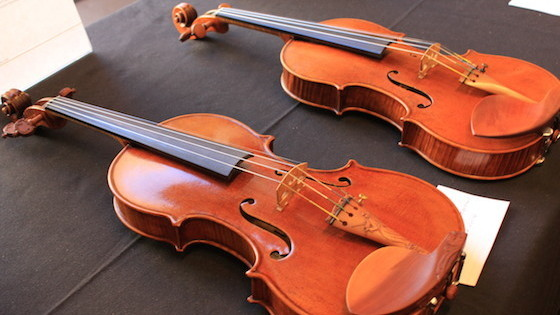 A List of Established Modern Violin and Bow Makers from the VSA's New Instrument Exhibit
