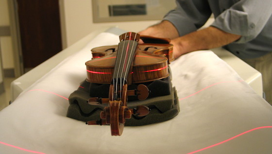 Interview with Terry Borman: Modern violin makers share new ideas and disprove old myths