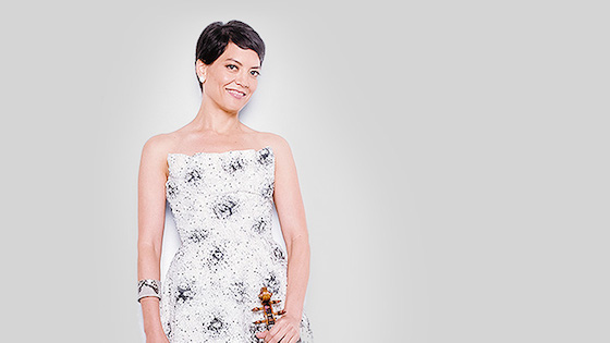 Violinist.com interview with Anne Akiko Meyers: The American Masters