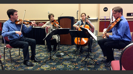 The Fry Street Quartet: Chamber Music as a Pedagogical Force
