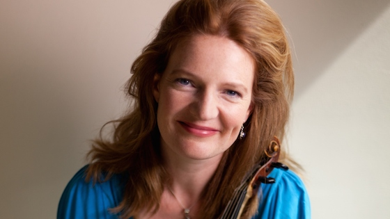 Violinist.com Interview with Rachel Podger