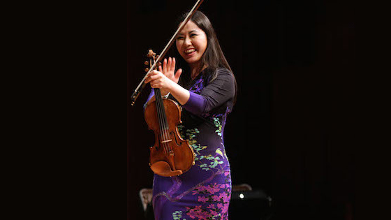 Master Class and Interview with Sarah Chang