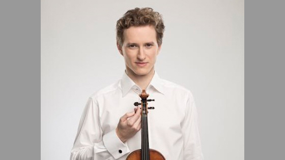 Josef Spacek: the Czech violinist