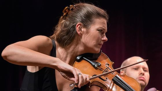 Stars Shine at Janine Jansen's International Chamber Music Festival 2015