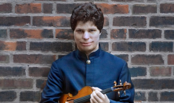 Interview with Augustin Hadelich: Bartók and Mendelssohn