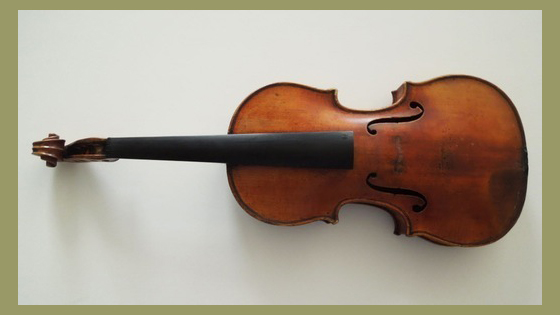The Power of a Secret: the theft of the Ames Stradivari