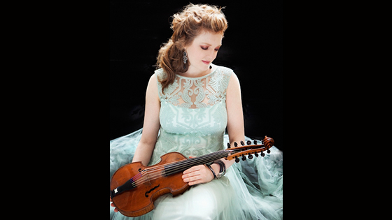 Rachel Barton Pine's Love Affair with the Viola d'Amore