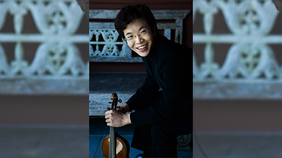 The Week in Reviews, Op. 104: Paul Huang, Lara St. John, Pinchas Zukerman