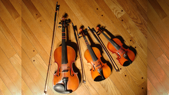 V.com weekend vote: Did a parent attend your violin lessons for a period of time?