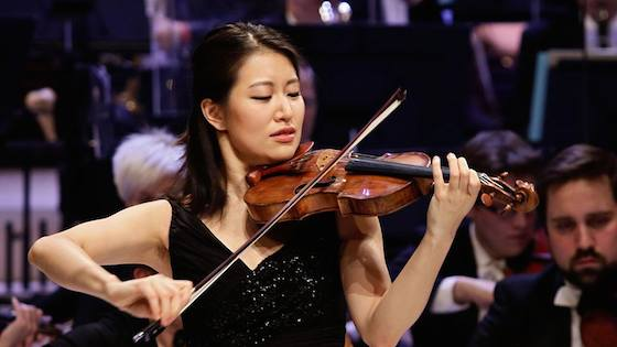 American Violinist Christel Lee Wins First Prize at the Sibelius Competition