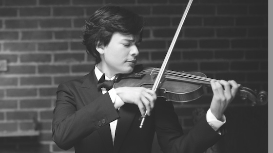 Violinist.com Interview with Stefan Jackiw