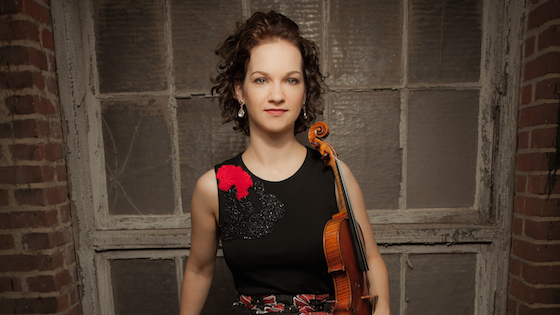 Review: Hilary Hahn Plays Vieuxtemps 4 with the Los Angeles Philharmonic