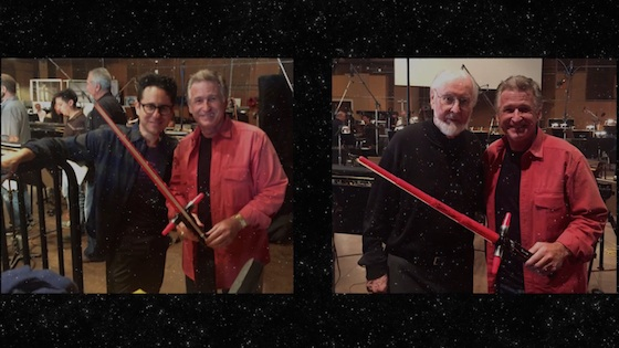 The Orchestra Awakens: Inside the 'Star Wars' Recording Sessions