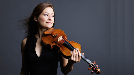 The Week in Reviews, Op. 115: Arabella Steinbacher, Augustin Hadelich, Pinchas Zukerman