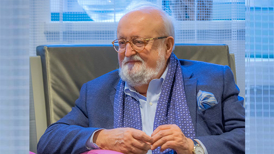 Krzysztof Penderecki and the Cutting Edge of Contemporary: Storioni Festival 2016 border=0 align=