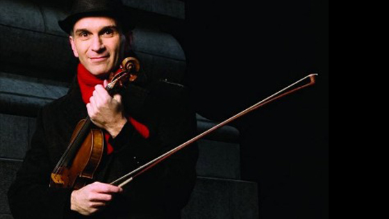 Gil Shaham in Blacksburg