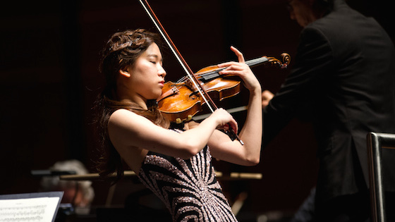 Twenty-four Competitors Announced for the 2016 Montreal International Musical Competition - Violin