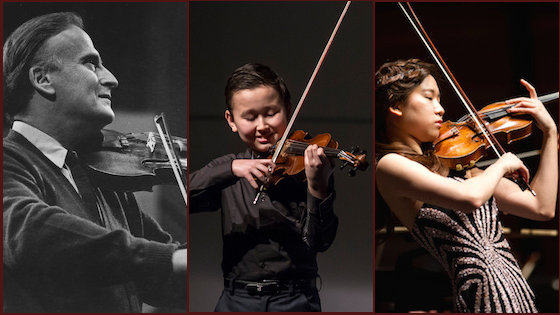 The 2016 Menuhin Competition Begins in London, Celebrating the Menuhin Centenary