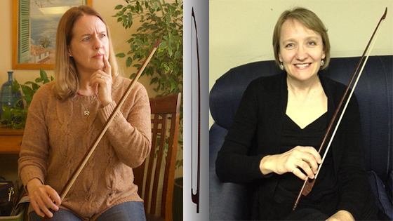 Baroque Bow Basics with Tafelmusik's Tricia Ahern