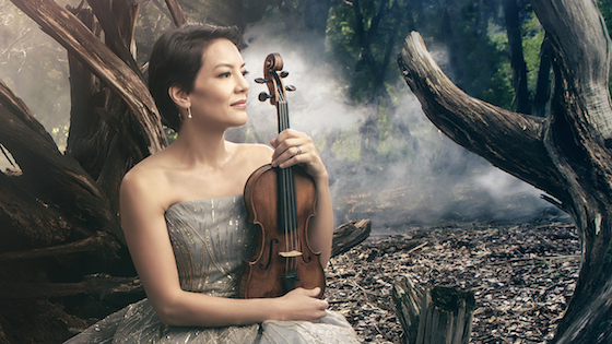 The Week in Reviews, Op. 127: Anne Akiko Meyers; Julia Fischer and Menuhin winners; Leila Josefowicz