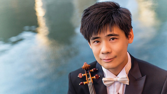 The Week in Reviews, Op. 129: Angelo Xiang Yu, Christoph Koncz, Augustin Hadelich border=0 align=