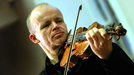 The Week in Reviews, Op. 132: Thomas Zehetmair, Bella Hristova, Julian Rachlin
