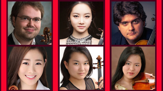 Finalists Named in the Montreal International Violin Competition