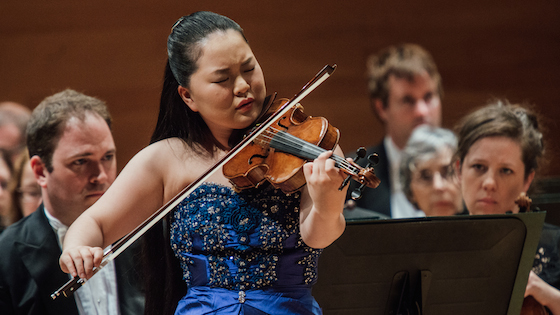 Finals Begin in the Montreal International Violin Competition 2016