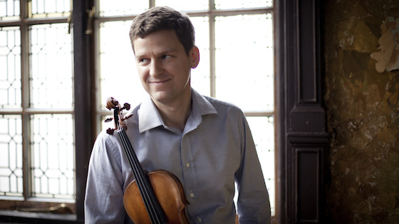 The Week in Reviews, Op. 135: James Ehnes, Christian Tetzlaff, Pekka Kuusisto