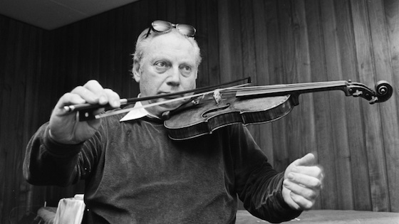 Shanghai Isaac Stern International Violin Competition Seeks Nominations for the Isaac Stern Award