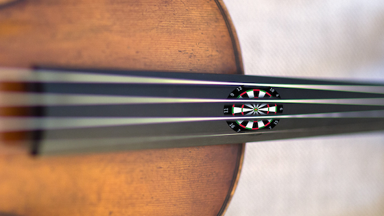 Never miss a violin shift again! (video)