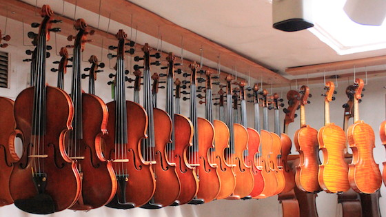 Introducing the Violinist.com Luthier Directory of Violin Makers and Restorers