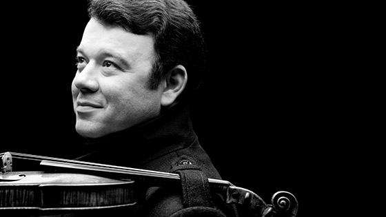 The Week in Reviews, Op. 141: Vadim Gluzman, Lisa Batiashvili, James Ehnes