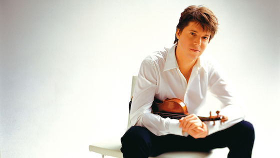 The Week in Reviews, Op. 145: Joshua Bell, Pekka Kuusisto, Christian Tetzlaff border=0 align=