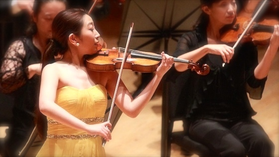 Original Mozart Cadenzas Premiered at the Shanghai Competition