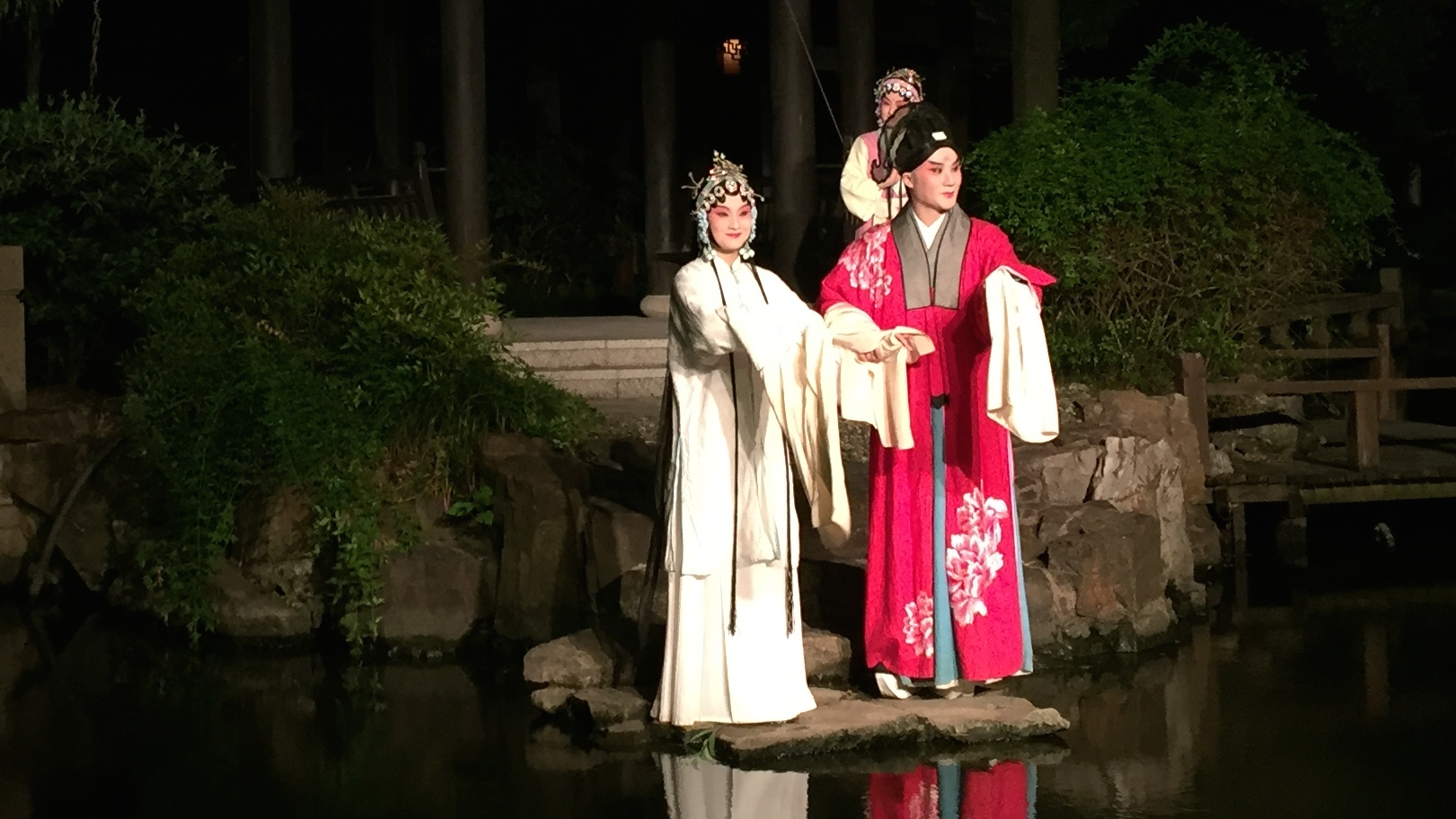 Ancient Kunqu Opera Lives in Shanghai