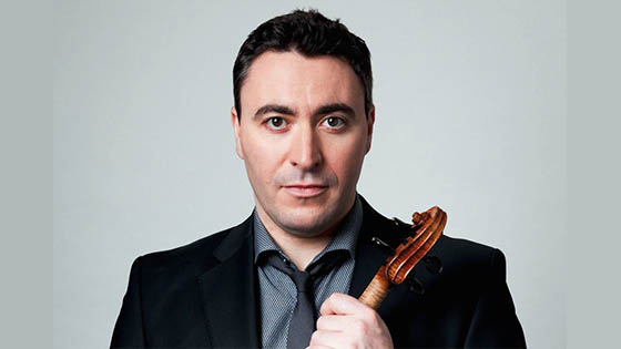 Maxim Vengerov Joins Royal College of Music London as Visiting Professor of Violin