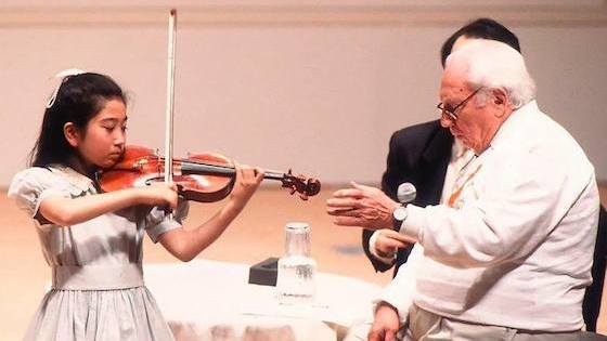 Interview with Mayu Kishima, Winner of the Shanghai Isaac Stern International Violin Competition
