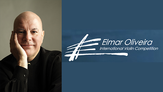 Elmar Oliveira International Violin Competition extends deadline to Oct. 28