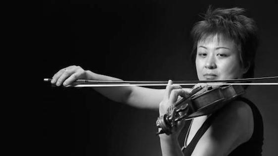 Interview with Chinese violinist Vera Tsu Weiling: From the Cultural Revolution to Now