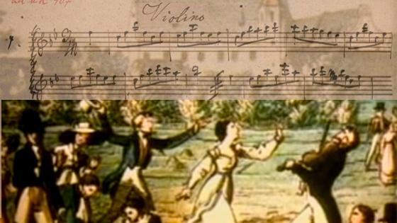 World Premiere of Solo Violin Works by Franz Schubert
