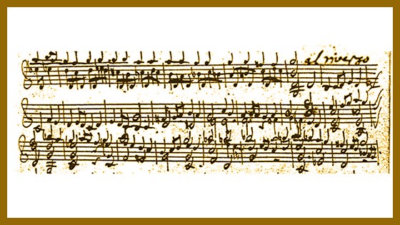 Symbolism in Solo Bach: Just An Old Legend? border=0 align=