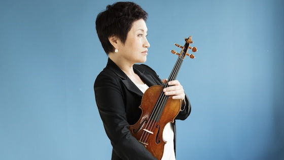 For the Record, Op. 3: New Recordings by Kyung Wha Chung, James Ehnes, Nora Germain
