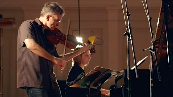 For the Record, Op. 4: Gil Shaham, Elena Urioste, Scott Slapin, Roman Mints