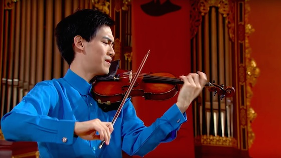 Finalists announced in the 2016 Wieniawski International Violin Competition