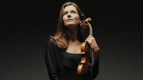 The Week in Reviews, Op. 154: Janine Jansen, Stefan Jackiw, Baiba Skride